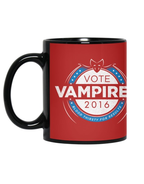 Vote Vampires! Hero Shot