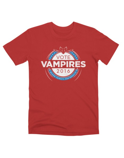 Vote Vampires! Hero Shot