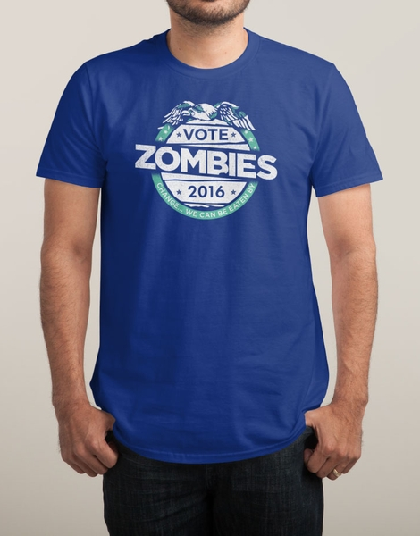 Vote Zombies! Hero Shot