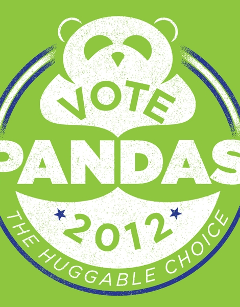 Vote Pandas! Hero Shot