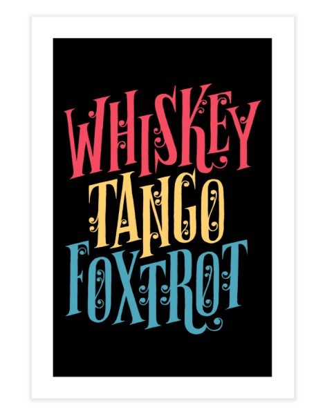 Whiskey Tango Foxtrot Hero Shot