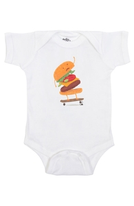 Burger Wipeout, Babies + Threadless Collection