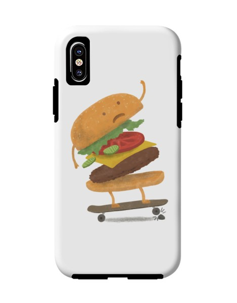 Burger Wipeout Hero Shot