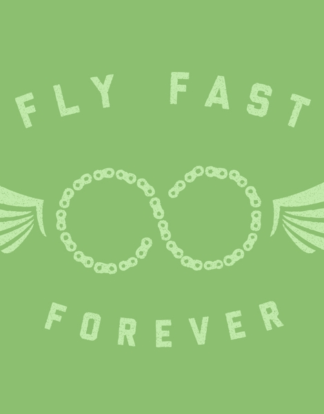 Fly Fast Forever Hero Shot