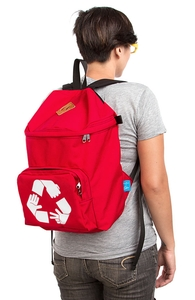 Rock Paper Scissors Recycled: Backpack, Top Selling Backpacks + Threadless Collection