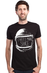 Never Date an Astronaut, Was $9.95 - Now $8.99! + Threadless Collection
