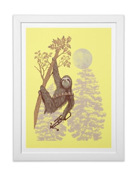 Sloth Wars Hero Shot