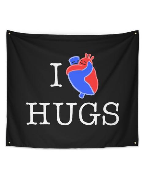 I Love Hugs Hero Shot