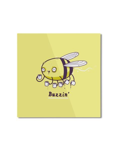 Buzzin' Hero Shot