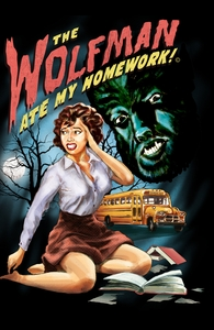The Wolfman Ate My Homework! Hero Shot