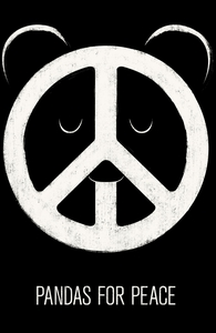Pandas For Peace, Phil's Designs + Threadless Collection