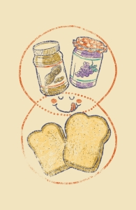 The Venn of PB&J Hero Shot
