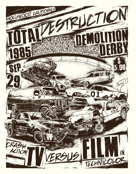 Demolition Derby Hero Shot