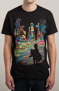 The City That Never Sleeps, Popular Guys T-Shirts + Threadless Collection