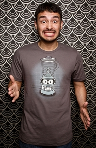 Blender, New Designs and Recent Reprints + Threadless Collection