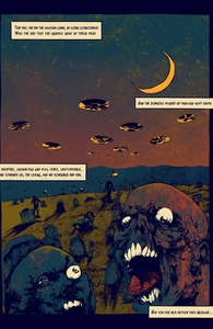 The Day The Saucers Came, Issue 1, Vol. 6