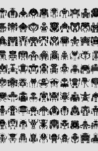 99 Robots and Me