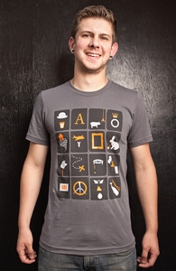 Pictures and Conversations, Etc + Threadless Collection
