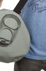 Ring Pull: Duffel Bag, Duffel Bags + Threadless Collection