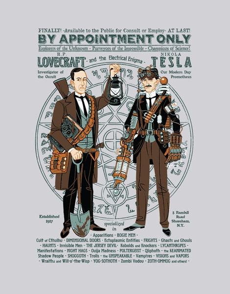 By Appointment Only Hero Shot