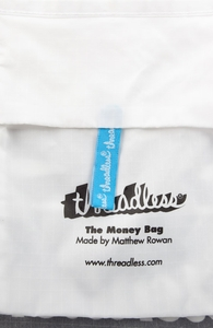 The Money Bag: Threadless Nylon Tote, Nylon Totes + Threadless Collection
