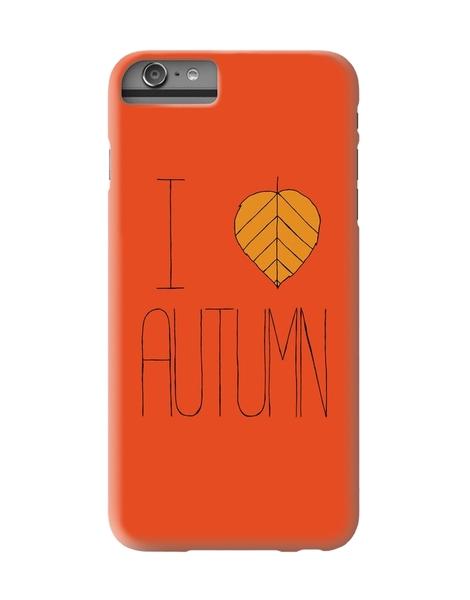 I Love Autumn Hero Shot