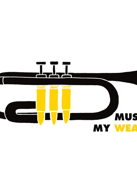 Music is My Weapon Hero Shot