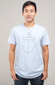 Paper Sailor, Was $9.95 - Now $8.99! + Threadless Collection