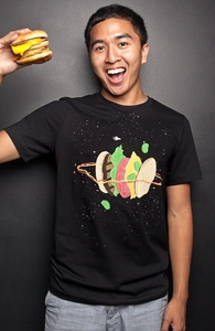 Planetary Discovery 8932: Cheeseburger, Was $9.95 - Now $8.99! + Threadless Collection