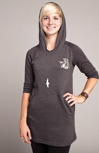 Lucy in the Sky: Select Threadless Hooded Tunic, Select + Threadless Collection