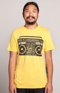 Boom Box: Select Threadless Guys Pima Tee , Sale! + Threadless Collection