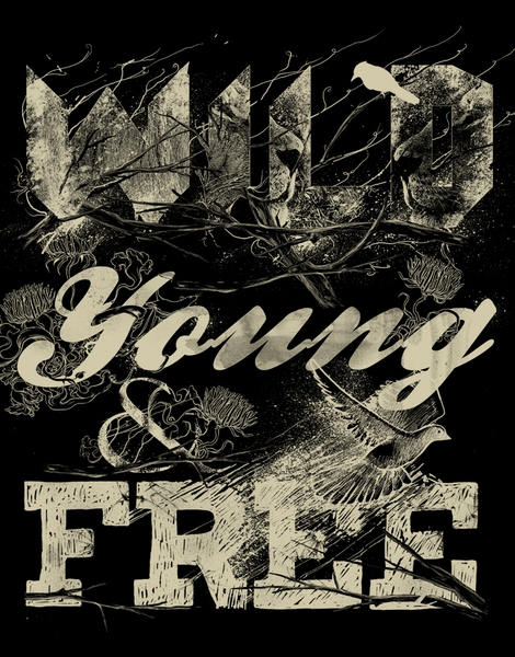 WILD, YOUNG & FREE Hero Shot