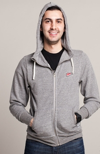 Piece Of Meat: Threadless Guys French Terry Hoody, Select + Threadless Collection