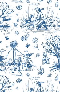 It's Toile About You: Threadless Throw Pillow, Pillows and Throws on Sale! + Threadless Collection