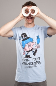 Own Your Strangeness Hero Shot