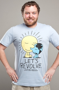 Let's Revolve Hero Shot