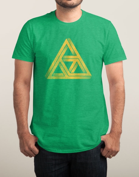 Cool Green Mens T-Shirt Designs on Threadless