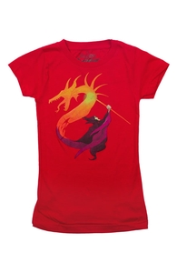 Queen of Dragons, Disney Villains + Threadless Collection