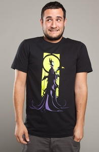 Magnificent Maleficent, For Horror Fans + Threadless Collection