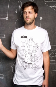 Rube, Was $12.95 - Now $8.99! + Threadless Collection