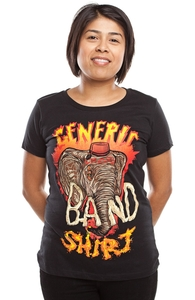 Generic Crazy Band Shirt Hero Shot