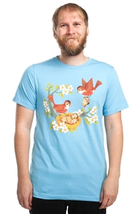 Oh My, How Delightful!, CSA Images Tees + Threadless Collection