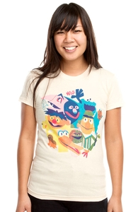 The Street Gang, Sesame Street + Threadless Collection