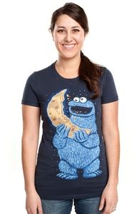 Cookie Moon, Sesame Street + Threadless Collection