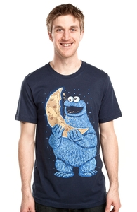Cookie Moon, Sesame Street Tees + Threadless Collection