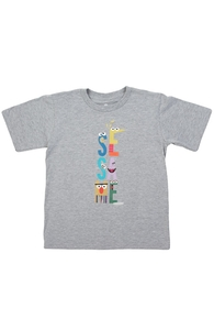 Letters, Sesame Street + Threadless Collection