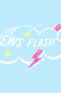 Sesame Street News Flash Hero Shot
