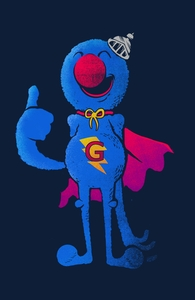 Supppppperrrrrrr Grover! Hero Shot
