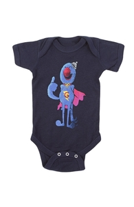 Supppppperrrrrrr Grover!, Sesame Street Babies and Toddler Boys + Threadless Collection