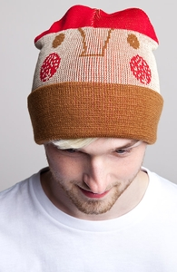 Lumberjack: Threadless Knit Hat, Warm Things + Threadless Collection